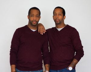 twin brothers representing ideal customers