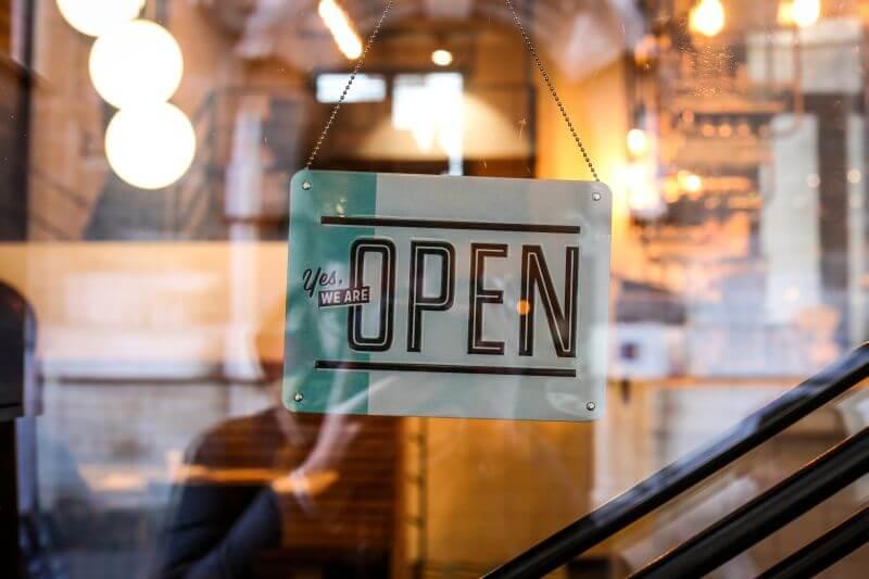 Selling business premises
