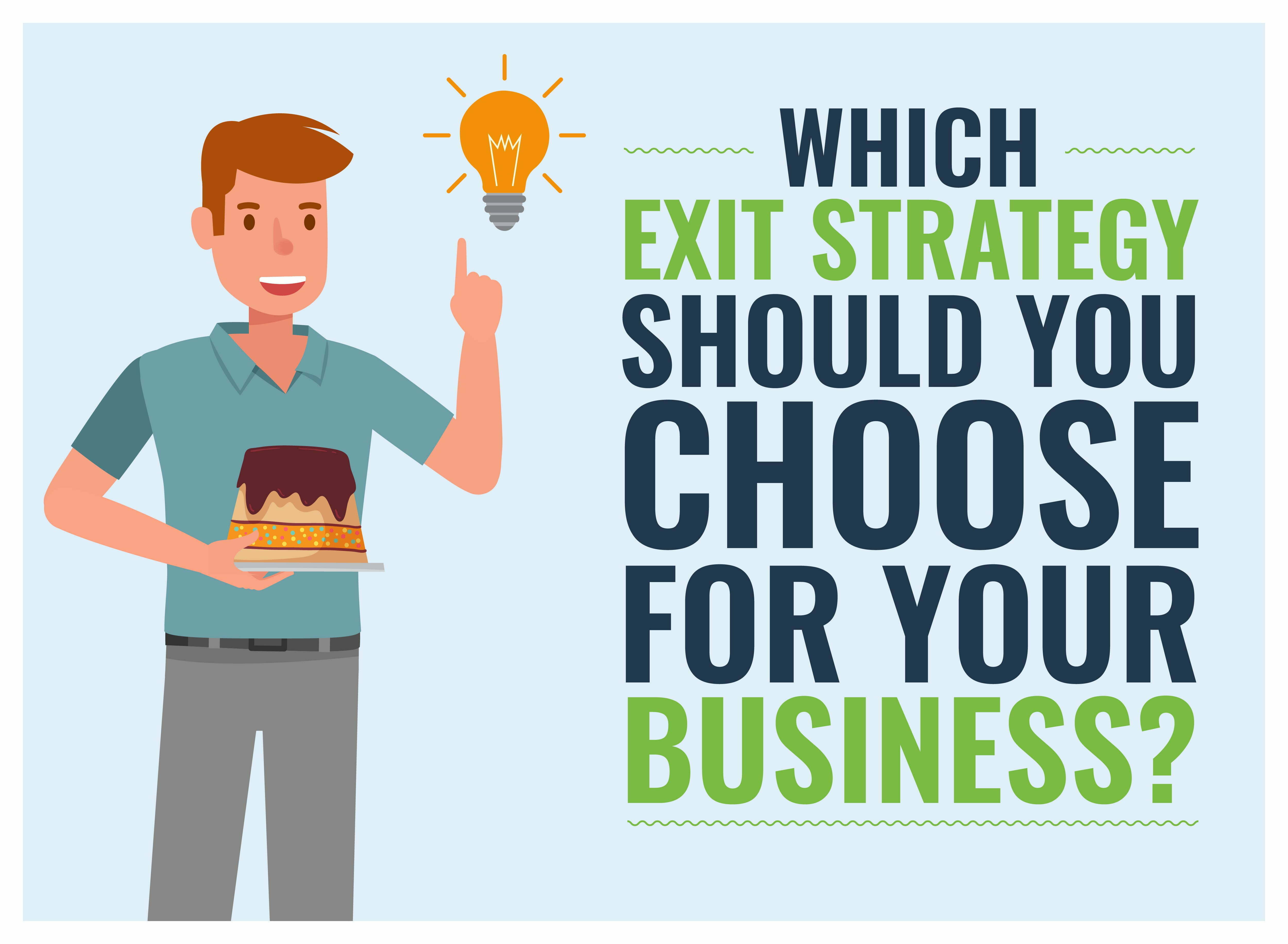 Business Exit Strategy Choices