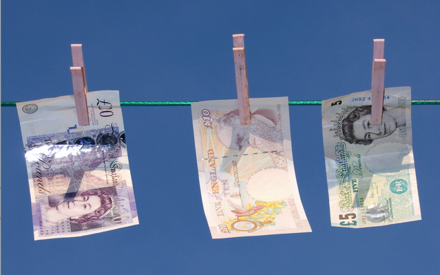 15 years business broker money laundering